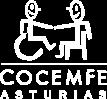 Logotipo Cocemfe Asturias